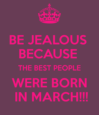 march birthday quotes