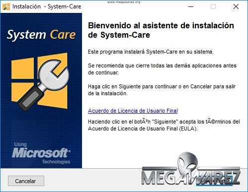 System Care imagenes