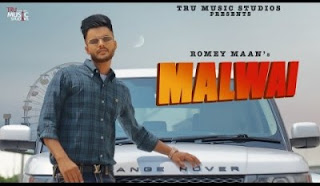 Malwai Lyrics Romey Maan