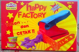 fun doh happy factory box