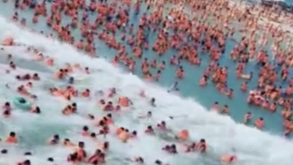 Giant tsunami injures 44 tourists at Shuiyun Water Park after wave machine malfunctions