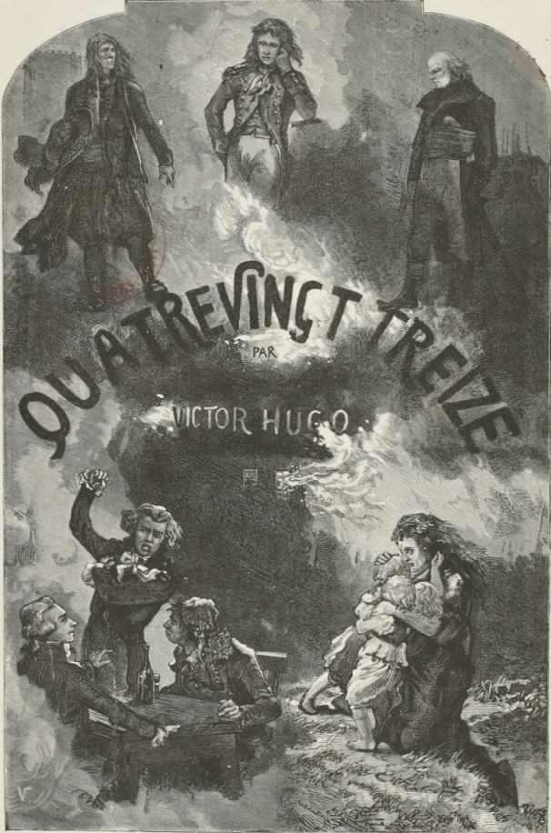 Quatre Vingt Treize Victor Hugo : quatre, vingt, treize, victor, Review:, Quatrevingt-treize, Victor, Teranga
