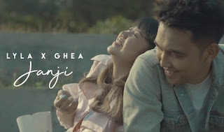 Lirik Lagu Lyla X Ghea - Janji