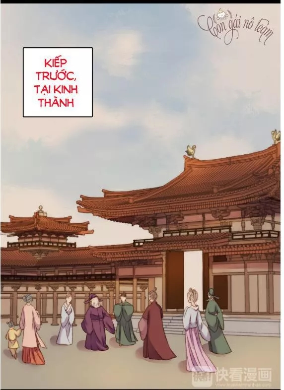 Nàng Phi Cửu Khanh - Thần Y Kiều Nữ chap 4 - Trang 15
