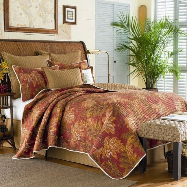 Tommy Bahama Orange Cay Bedding Collection