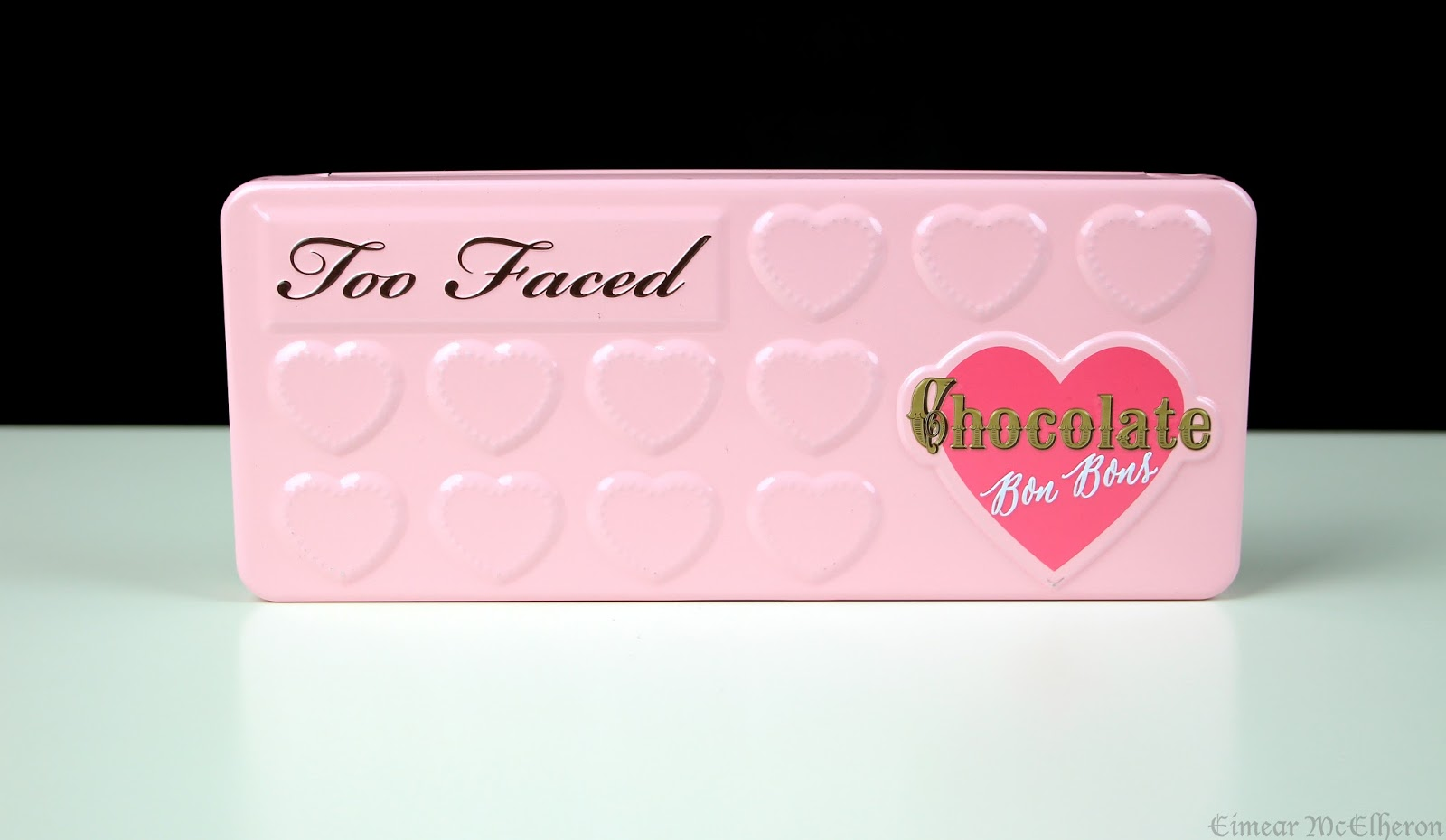 Eimear McElheron : Too Faced Chocolate Bon Bons Palette | Review ...