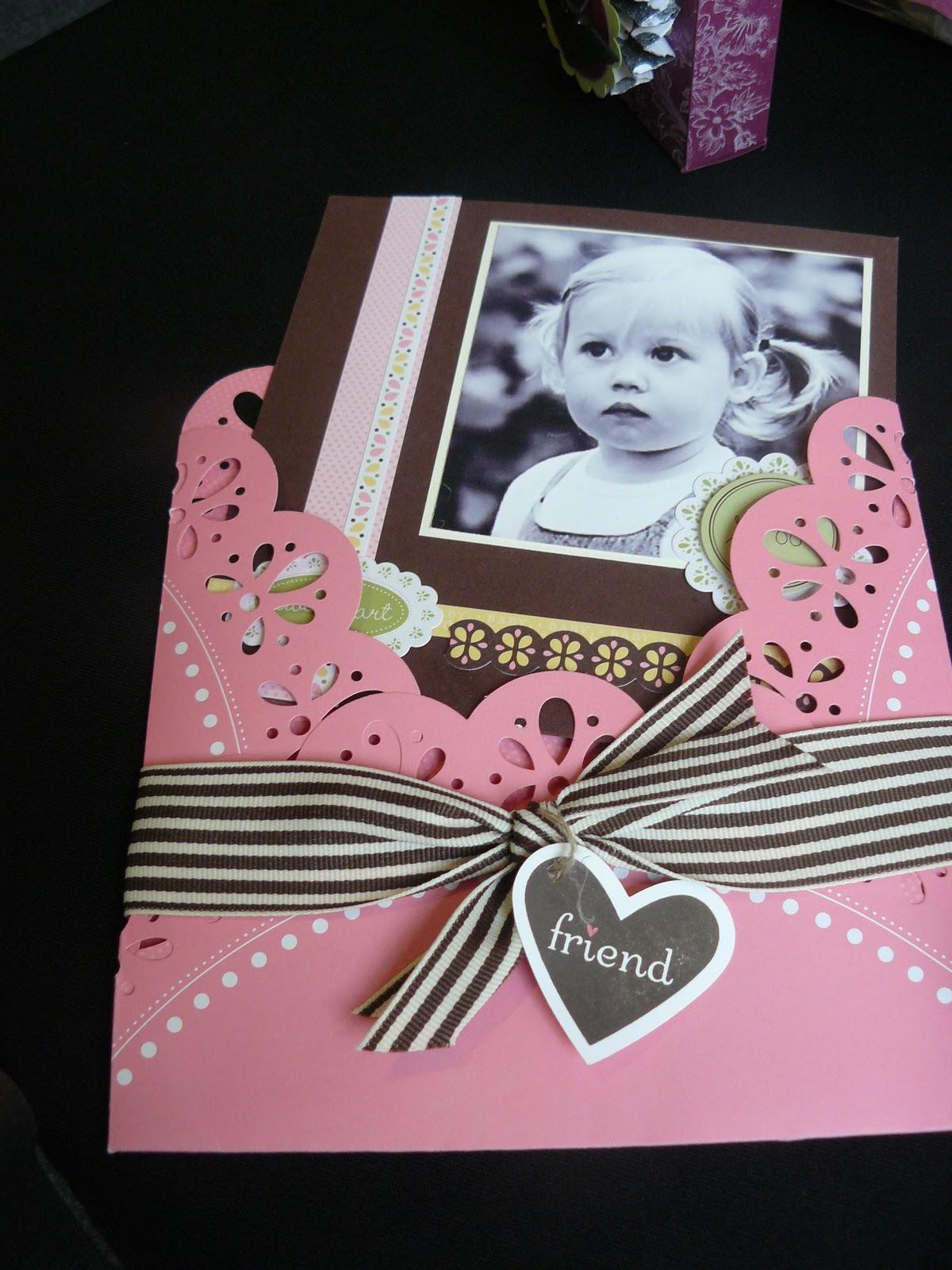 Baby scrapbook ideas uk - Nursery Suite The Baby Girl Mini Scrapbook Page Fancy Cover