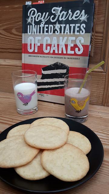Das erste eigene Backbuch meiner Tochter…. Teil 1: Snickerdoodle-Cookies