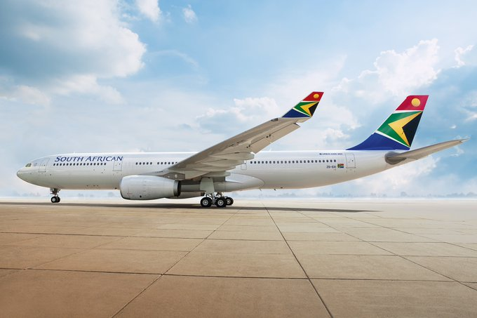 South African Airways Unions Discussing Winding Down The Carrier
