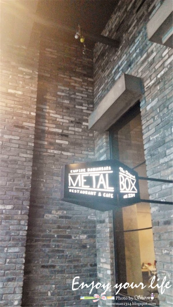 Metal Box @ Empire Damansara