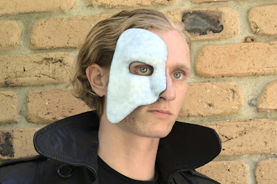 Masquerade Mask Pattern