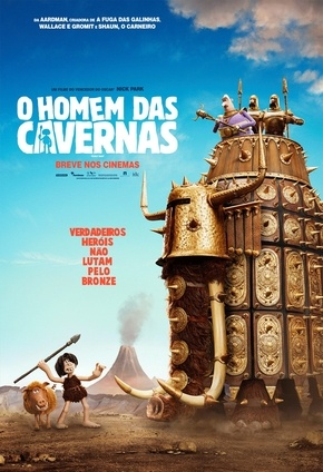 O Homem das Cavernas Torrent Download    BluRay 720p 1080p