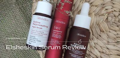 Elsheskin serum review