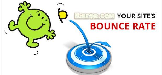 Cara Menghitung Persentase Bounce Rate Blog Anda