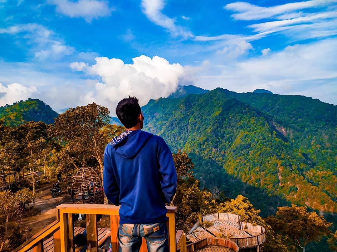 Wisata Bukit Ternadi Kudus