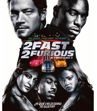 A todo Gas 2 - 2 Fast 2 Furious  Cartel