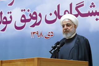 Negara Syiah Iran Catat Rekor Kematian Tertinggi Covid-19