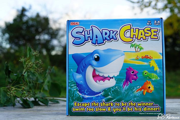 John Adams Shark Chase