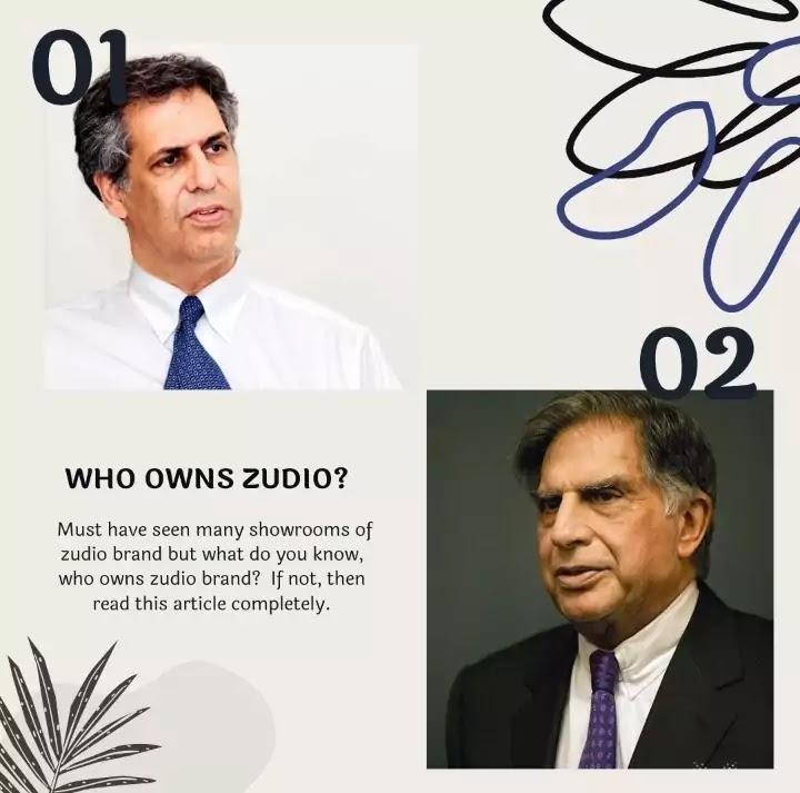 Who owns Zudio