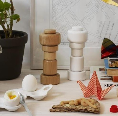 Plus Salt Mill / Pepper Mill