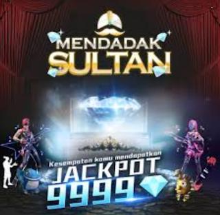 Cara Main Event Mendadak Sultan Free Fire FF Terbaru Oktober 2019
