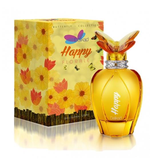 fragracia florale delikad - belanaselfie