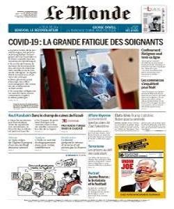 Le Monde Magazine 12 November 2020 | Le Monde News | Free PDF Download