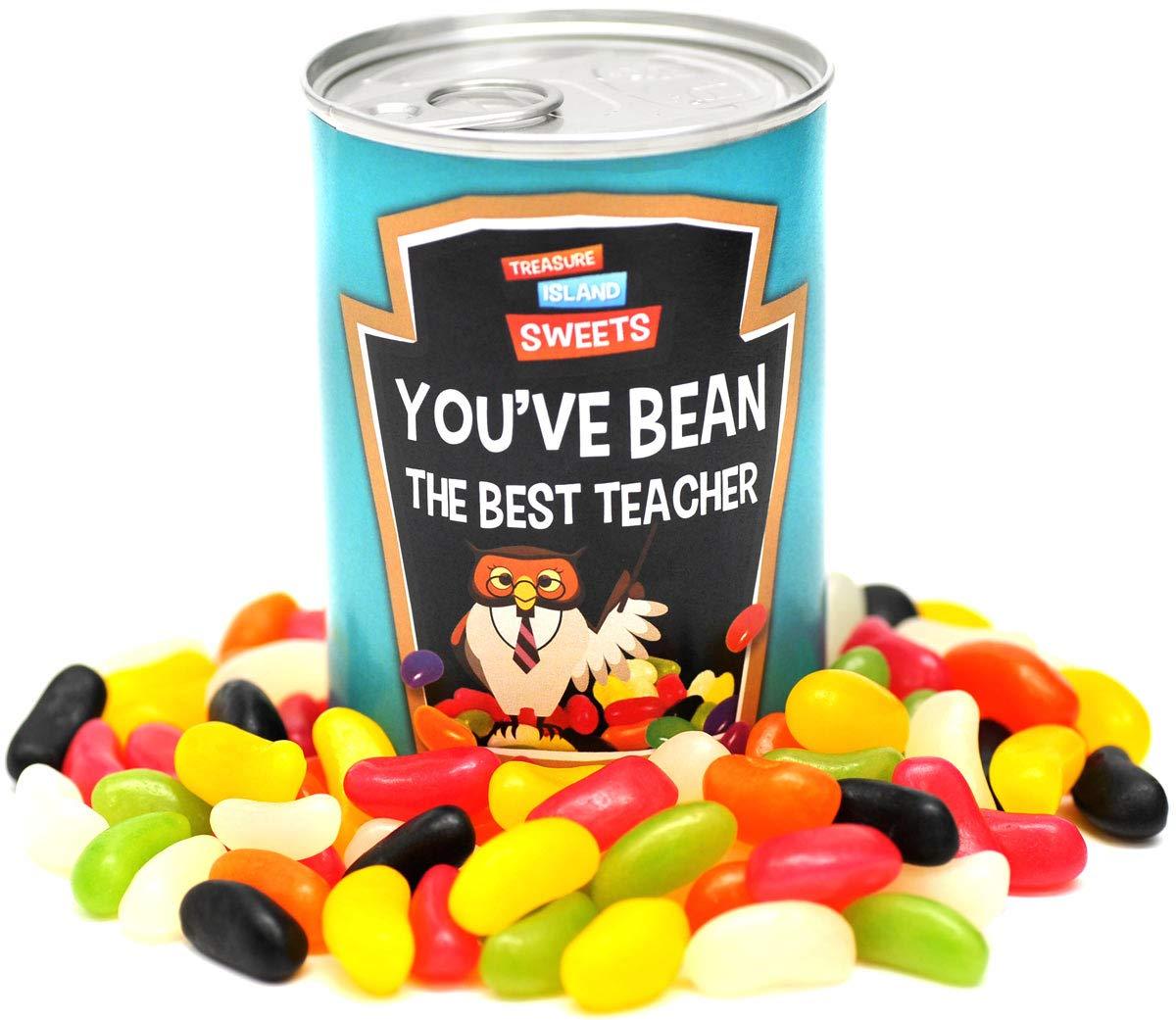 Thank you teacher beans