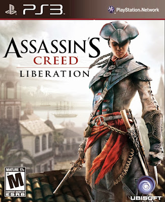 Assassins Creed Liberation HD PS3 torrent