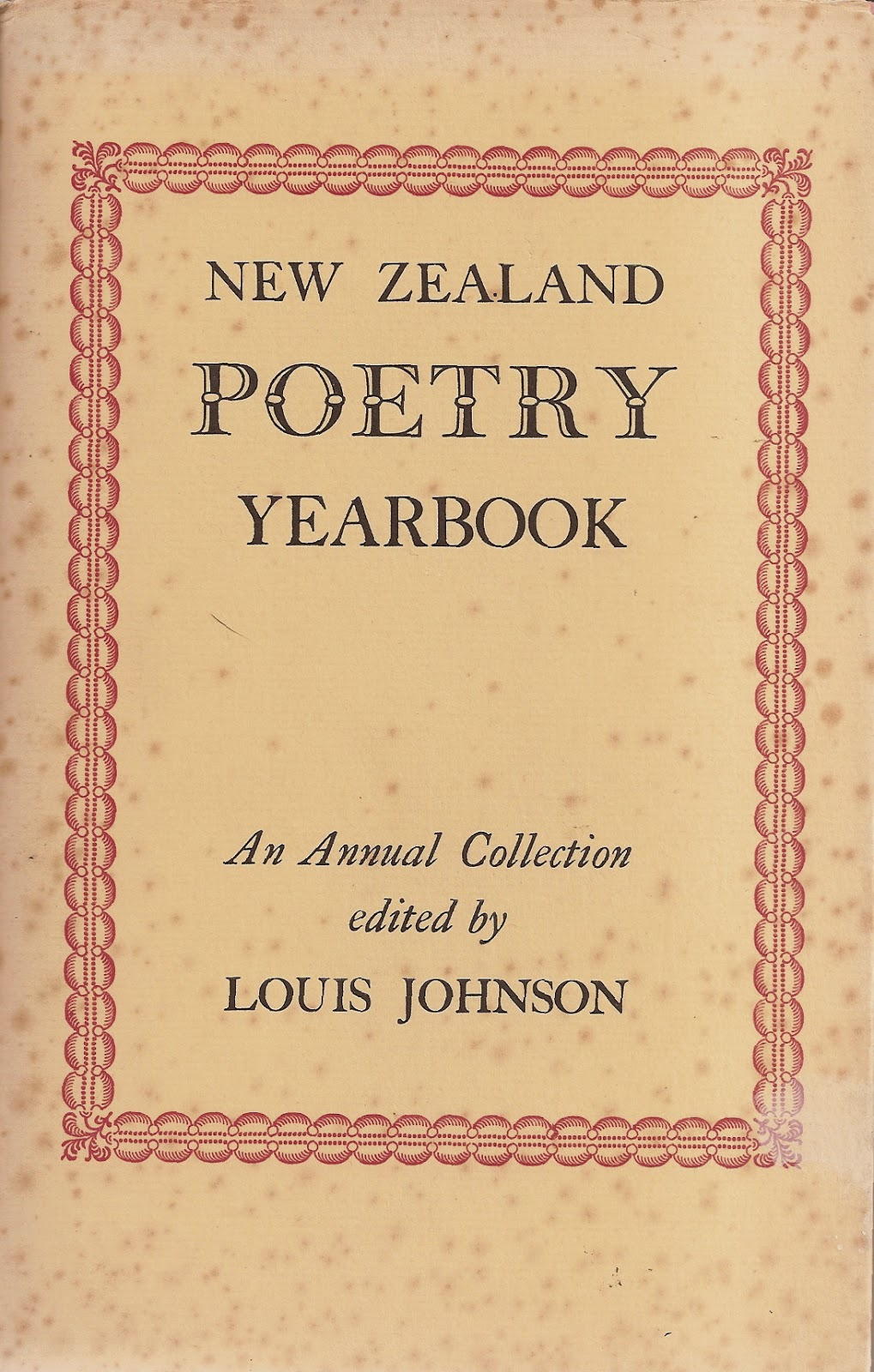 THE NEW ZEALAND OFFICIAL YEAR BOOK, 1953