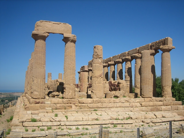 Agrigento - Templo de Hera