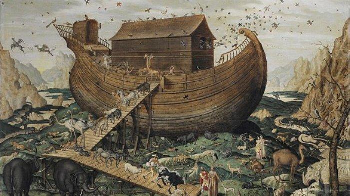 Misteri Keberadaan Kapal Raksasa Nabi Nuh Mulai Terkuak