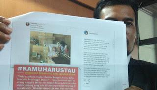Waduh .. DN, Penyebar Meme Setya Novanto Resmi Ditetapkan Sebagai Tersangka