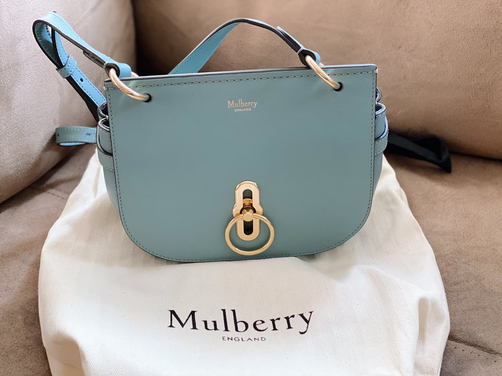 The Newest Edition Mulberry Purse