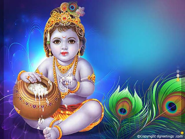 Happy Janmashtami Images For Free Download