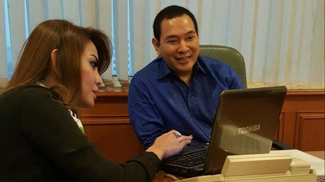 Dirugikan Akun Abal-Abal, Tommy Soeharto Siap Tempuh Jalur Hukum