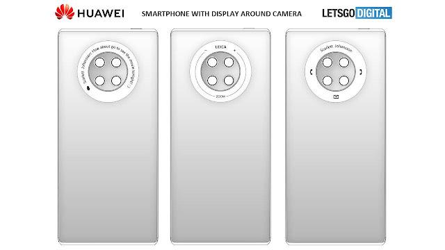 Huawei Mate 40 Dibekali Empat Kamera Hingga 108MP