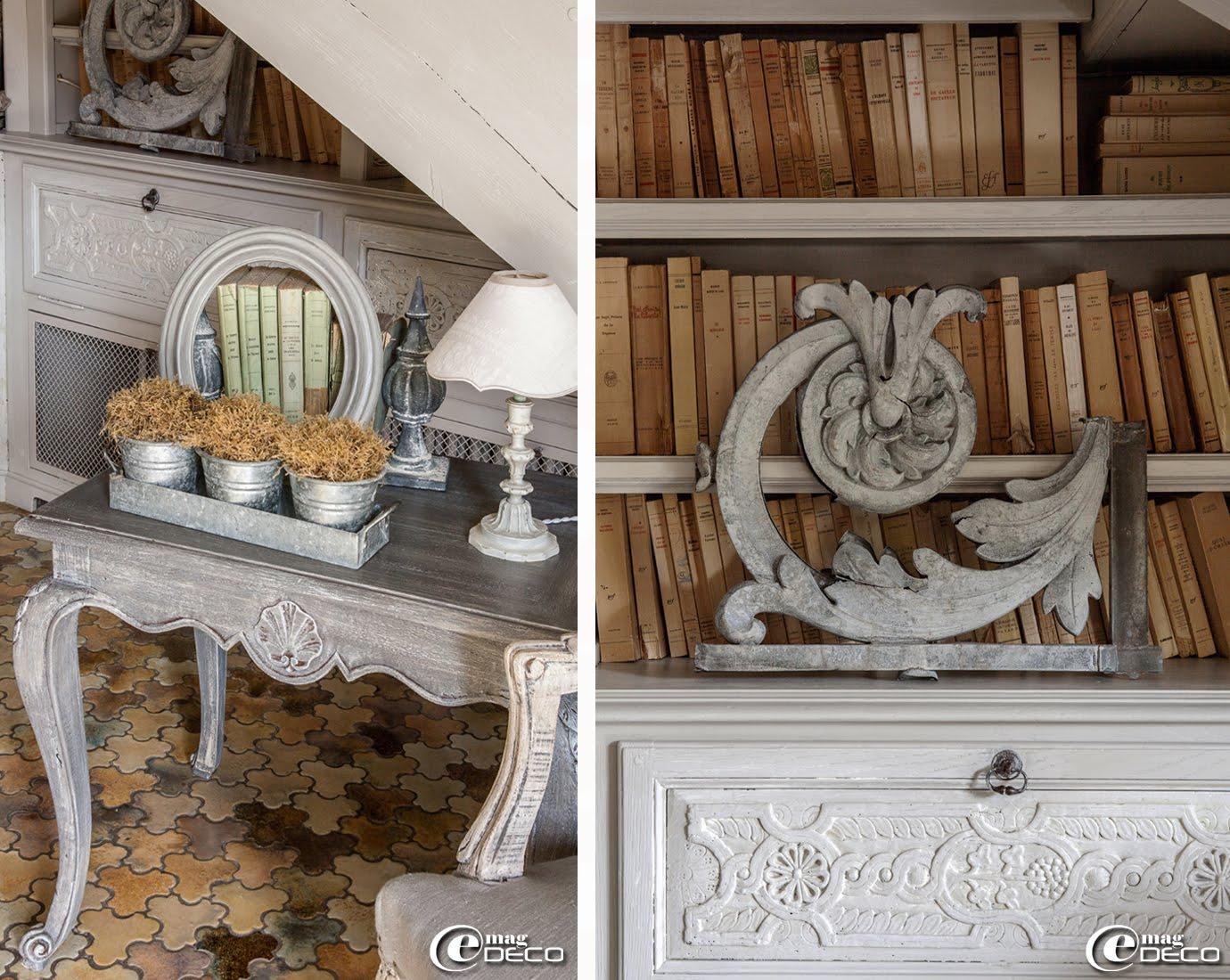 sur un air gustavien stunning sur un air gustavien dcoration de charme patine de meubles. Black Bedroom Furniture Sets. Home Design Ideas