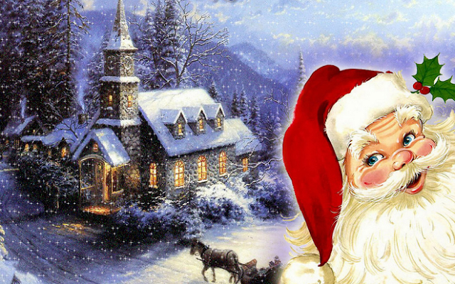 Free Download Santa Claus Photos