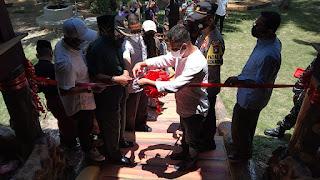 Soft Opening Benan Island Resort Ketua DPRD Lingga Dorong Sektor Wisata Ditengah Pandemi