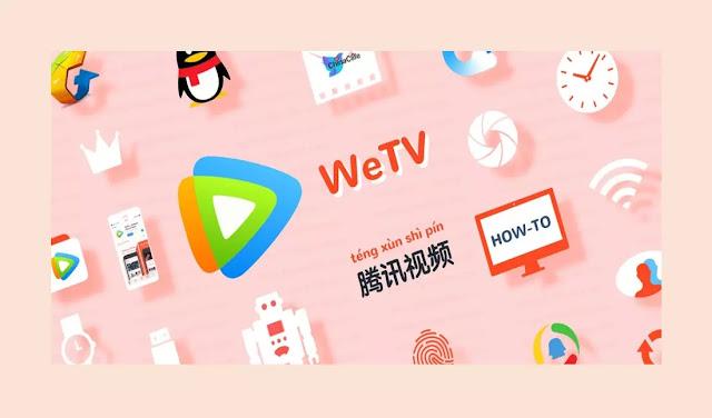 Download WeTV Mod APK Premium Terbaru