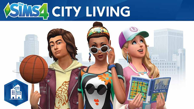 The Sims 4 City Living Free