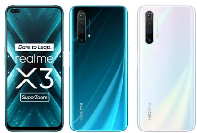 Realme X3 Full Specifications