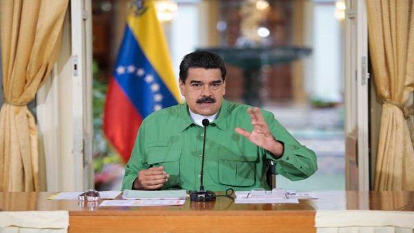 Presidente Maduro pide arresto de beneficiados por especulación