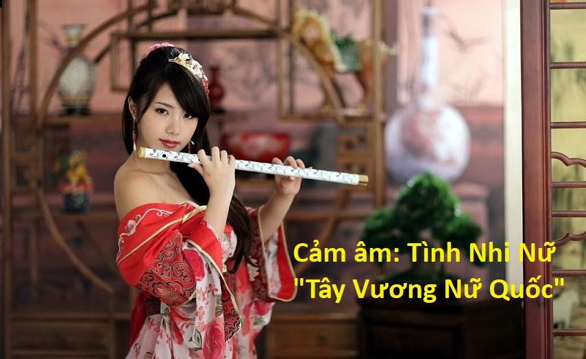 Cam am Tay Vuong Nu Quoc Tinh Nhi Nu