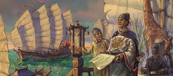 pelayaran laksamana cheng ho ke indonesia