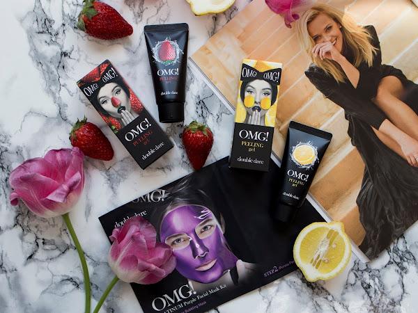 OMG! Gesichtspflegeprodukte