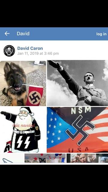 DAVID CARON , DNR,