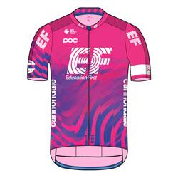 La plantilla del EF Pro Cycling en 2020