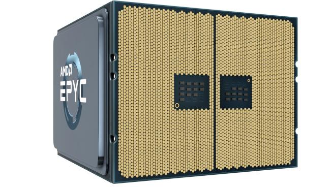 AMD EPYC processors HPE
